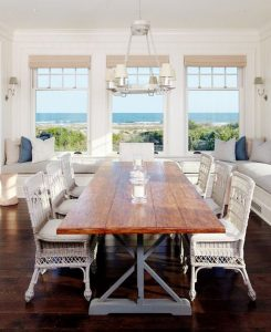 coastal living farm table