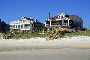 Building a house on the Outer Banks